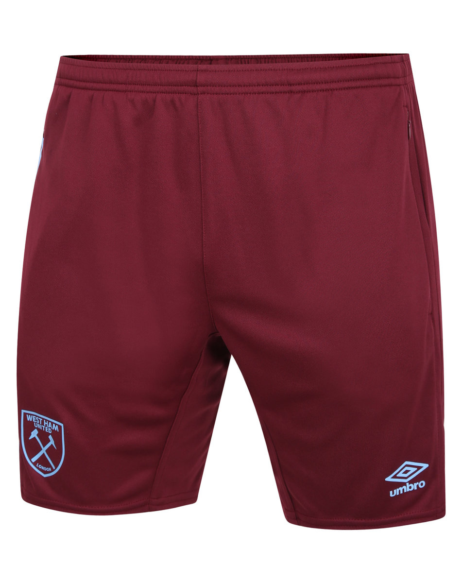 WEST HAM UTD 20/21 TRAINING SHORT JUNIOR