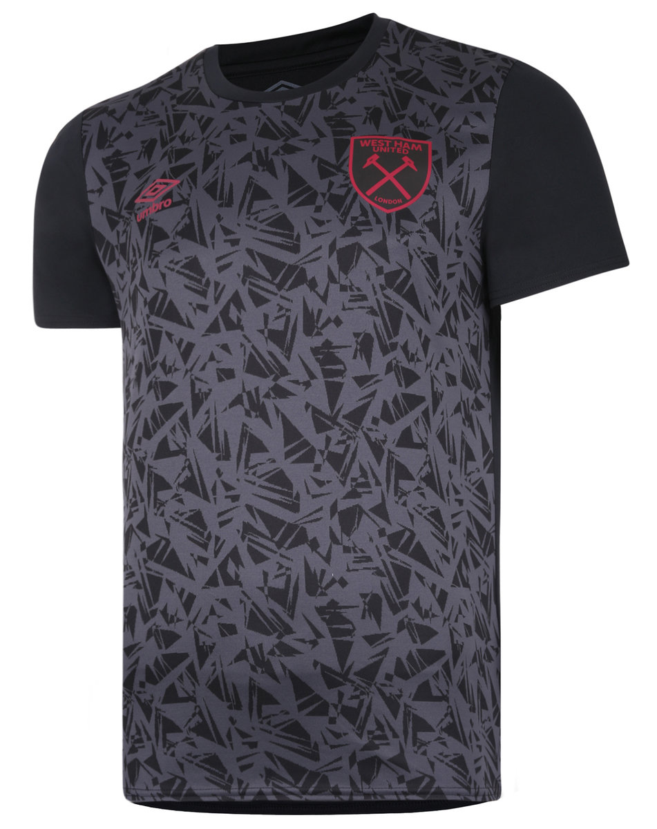 WEST HAM UTD 20/21 WARM UP JERSEY