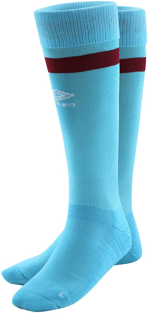 WEST HAM UTD 15/16 JUNIOR AWAY SOCKS