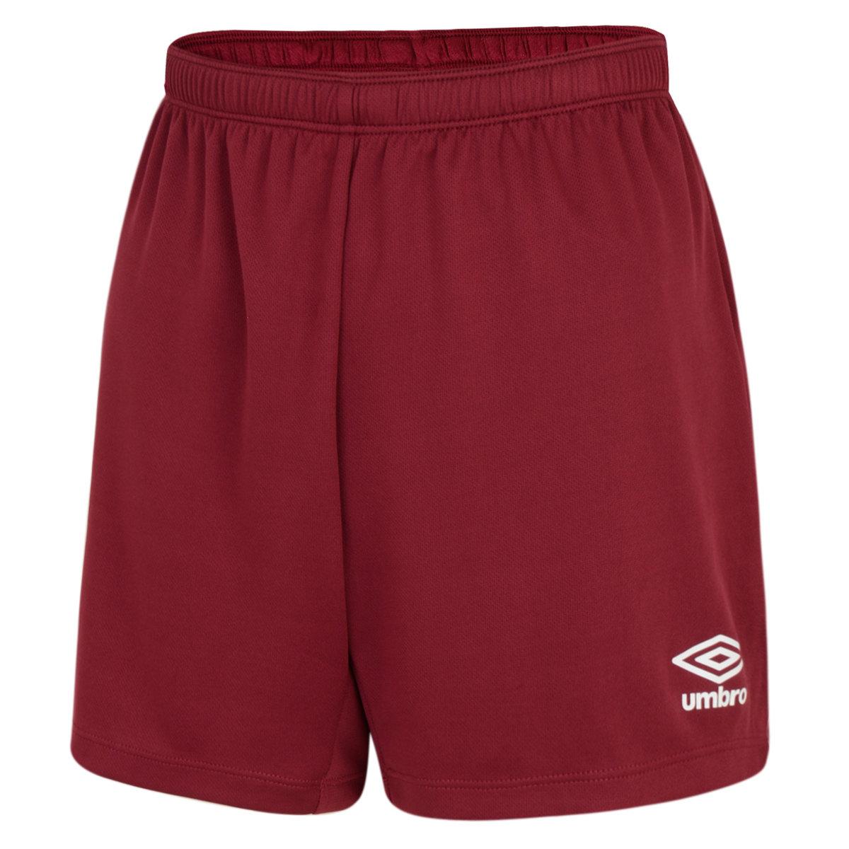 womens umbro shorts
