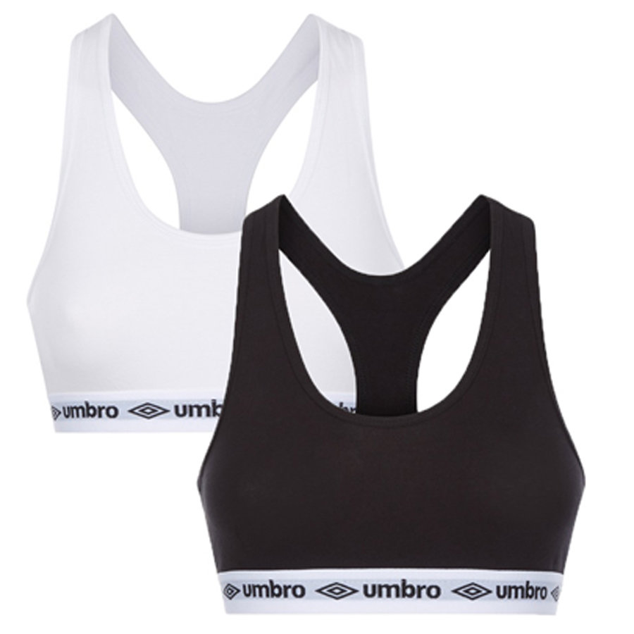 WOMENS CORE BRA 2-PACK