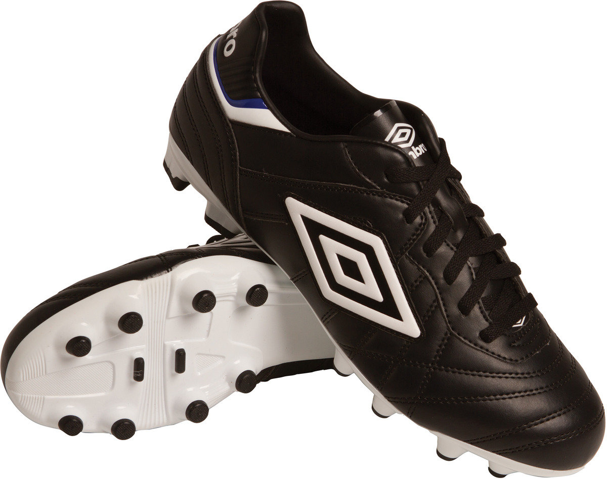 meet cheaper hot sale Umbro Speciali Eternal Club FG Football Boots Black/White