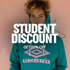 Student Discount - Get 20% off