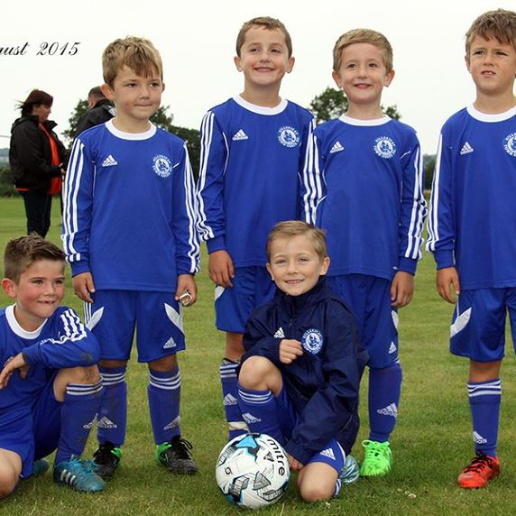 Billericay Colts Blue