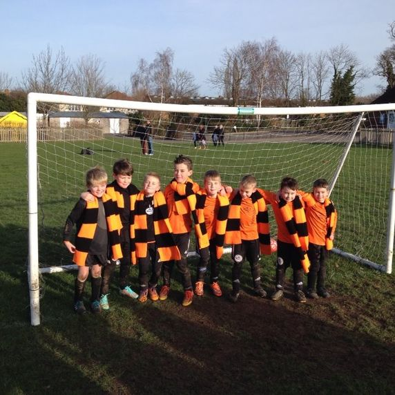 Dutch Academy Lions Under 8s